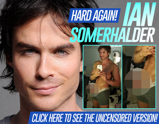 Are naked ian somerhalder nude not