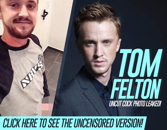 Tom Felton Naked remarkable