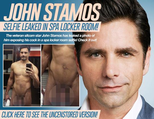 John stamos naked